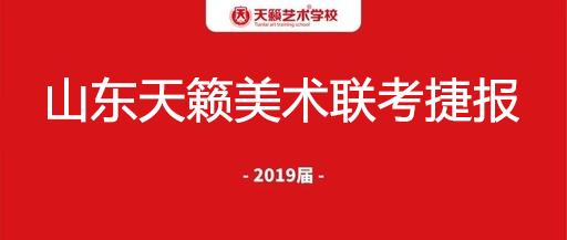 山东天籁美术联考捷报 | 天籁学...