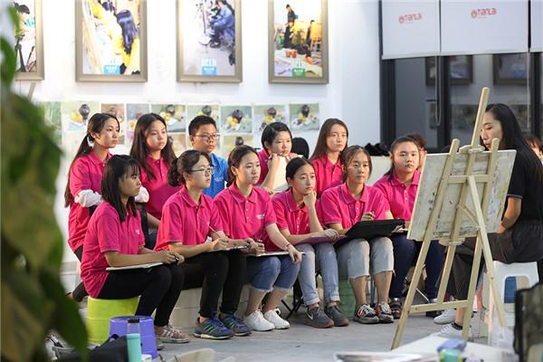 重庆艺考培训画室选哪里