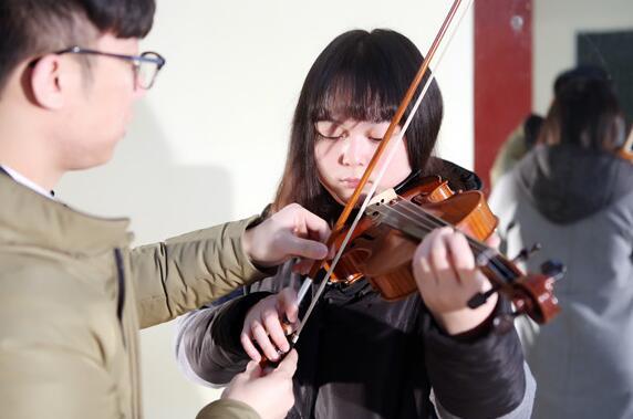 在贵州参加音乐艺考,哪家培训学...