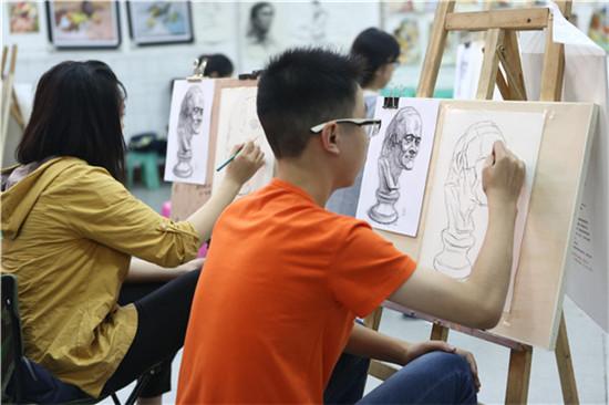 美术联考过后,同学们该如何冲刺...