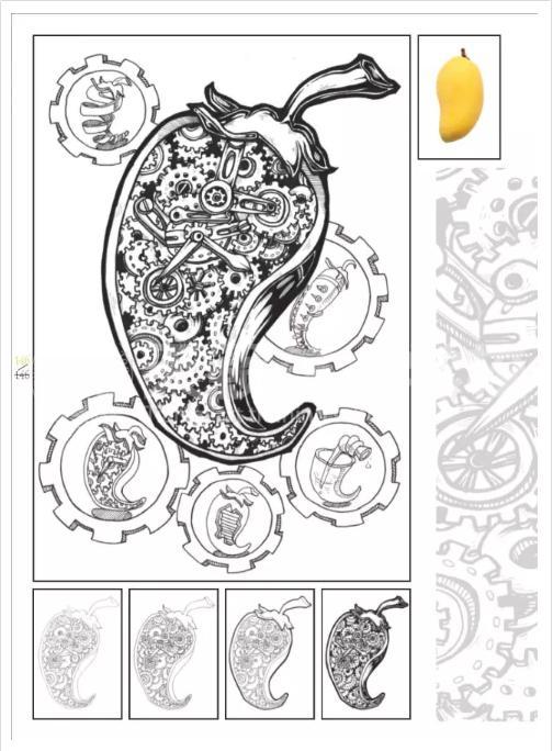 《川美设计基础—套路》天籁18年川美艺考精髓倾囊相授 川美设计高分