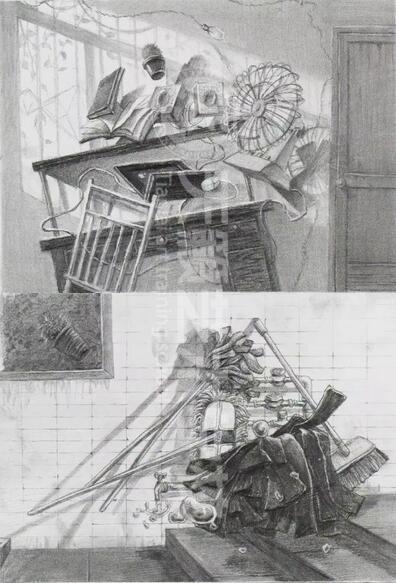清华美术学院专业考试素描科目分析