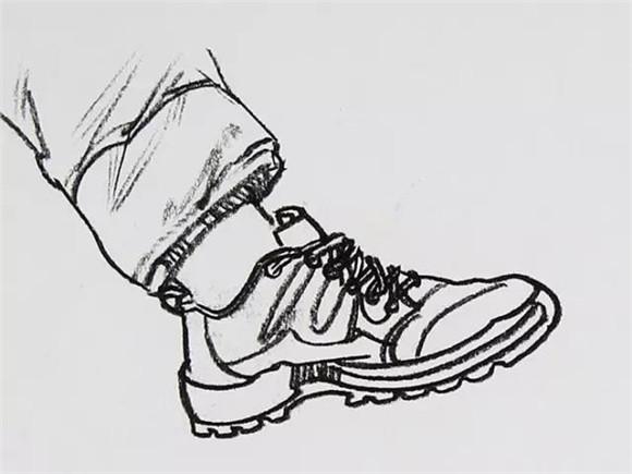 速写鞋子大全,想画鞋就在这里找!