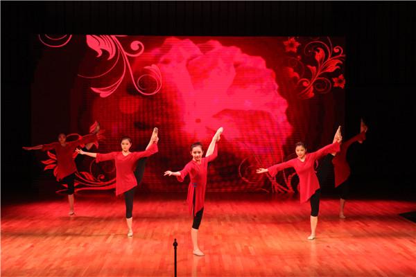 天籁艺术学校.三台山艺术学校2018级艺术汇演