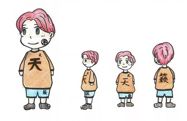 和天籁少儿教育两大部分 下面就跟着小天一起来欣赏下吧~~ 天籁艺术学校卡通形象作品(部分) O1  作者:崔凯琦 橙橘色的天小籁可爱又略萌,彰显了艺术学子们的青春与活力~而身后那双梦想的翅膀则寓意着天籁学子们在这里都能展翅高飞,学有所成~ O2  作者:申嘉琪 由红、黄两种颜色组合的形象给人以活泼可爱的感觉。打板、画板、话筒、尾部的音符蕴含了艺术的氛围,寄托艺术希望,实现艺术梦想。 O3  作者:胡馨予 在蔚蓝的苍穹下,在广阔的山河上,一只鹰拍打着它刚健有力的翅膀。天籁如同一只雄鹰,带领广大学子冲破黑暗,