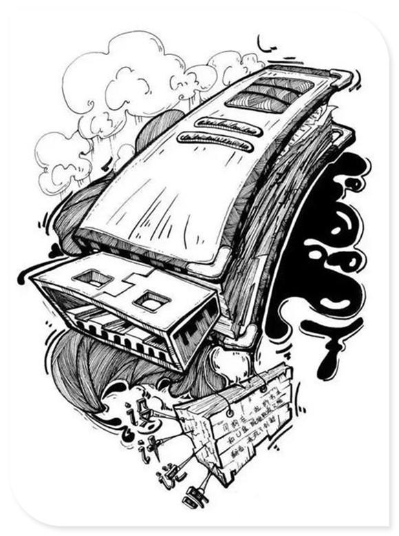 简笔画 设计 矢量 矢量图 手绘 素材 线稿 580_778 竖版 竖屏