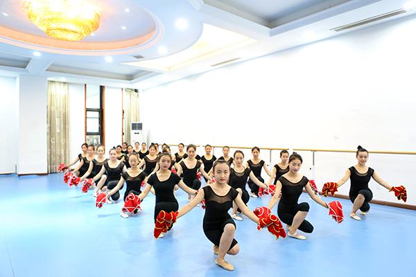 舞蹈艺考训练