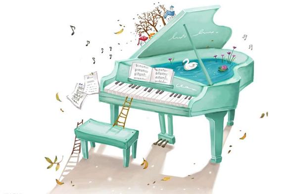 钢琴教学--演奏中如何看谱与背谱