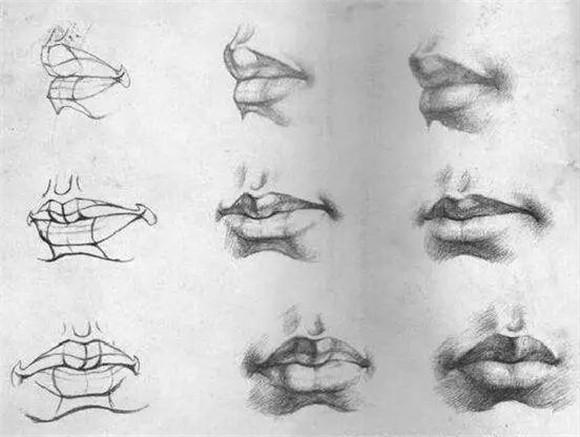 素描头像,怎么画好结构