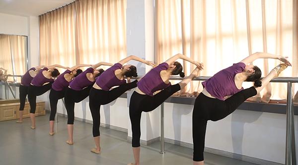 天籁舞蹈培训