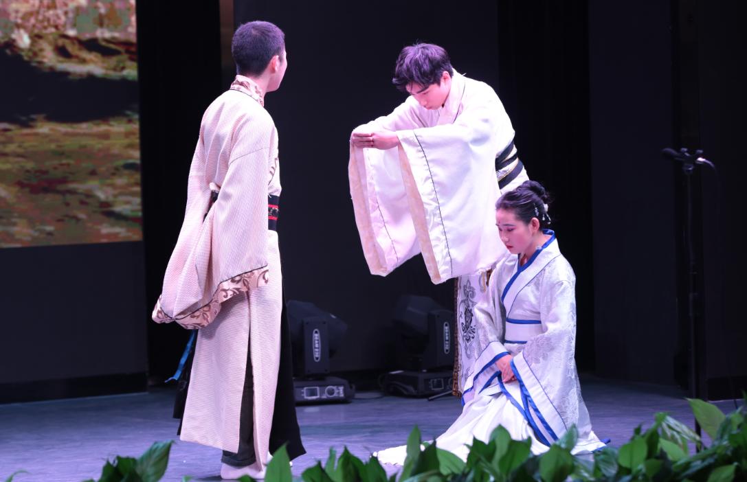 天籁编导专业第六届戏剧节