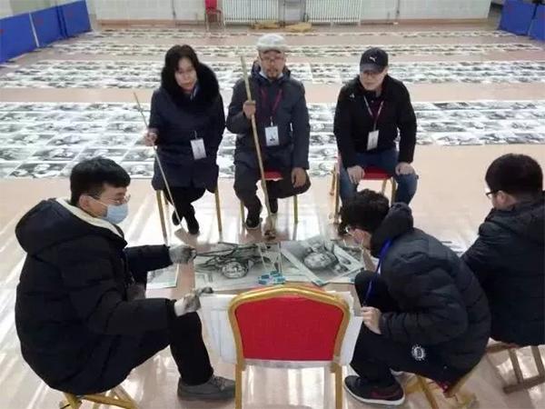 2019山东美术统考