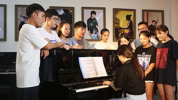 天籁音乐专业培训