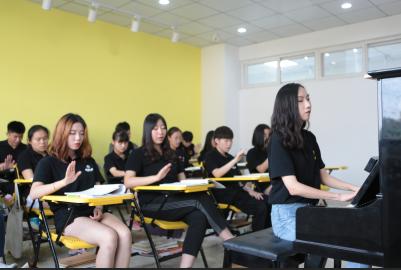 天籁音乐专业课堂