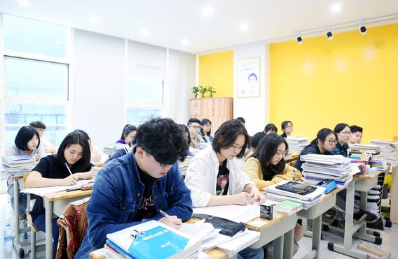 天籁文化教学中心学生课堂