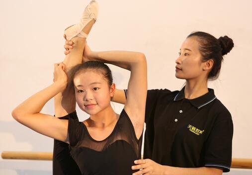 天籁舞蹈专业课堂