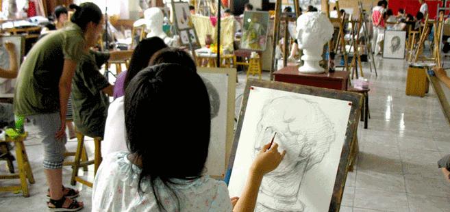 美术艺考集训